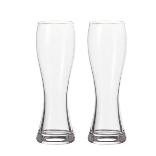 Leonardo 061331 Weißbierglas Set Maxima 2-teilig
