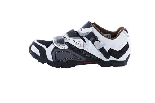 men We SH Shimano Schuhe Schwarz weiß Schuhe M162 schwarz MTB XUwx7qO