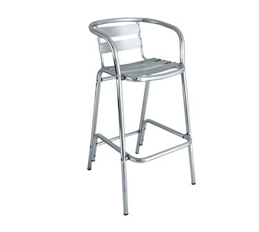 Florida Seating Clearwater Barstool with arms - - Florida Seating