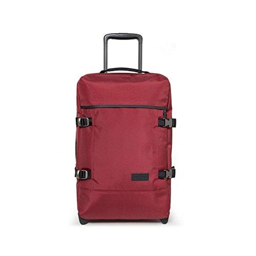Eastpak Men's Tranverz S Cabin Luggage, Red, One Size by Eastpak