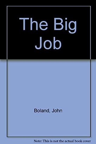book cover of The Big Job