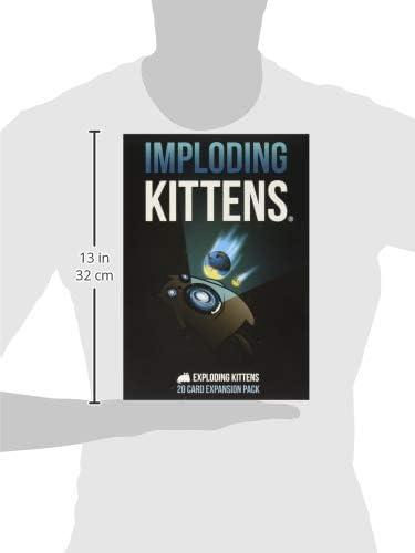 Imploding Kittens: primera expansión de Exploding Kittens - En ...