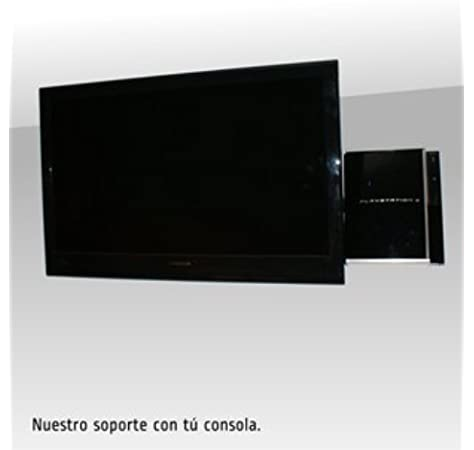 Soporte Pared Consola PS3 FAT, Ref.4, Medida Exterior 9,8X32,5X27,3Cm: Amazon.es: Videojuegos