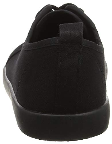 Femme New Look 1 Baskets Noir Monnie black g8az8qSw