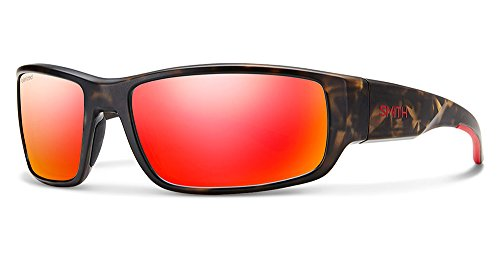 Smith Survey Carbonic Polarized Sunglasses, Matte - Sunglasses Smith Camo