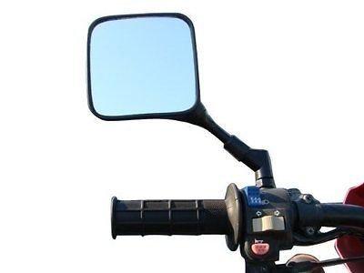 Dual Sport Motorcycle Mirrors Honda Suzuki Kawasaki (Honda Dual Sport)