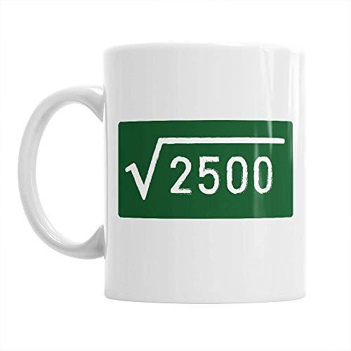 50th Birthday Vintage 1969 Gift Mug Present for 50 Men Women 10oz Coffee Mug