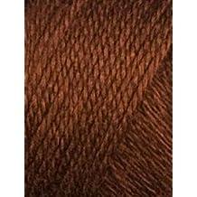 Bulk Buy: Caron Simply Soft Yarn Solids (2-pack) Chocolate