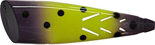 Brad's Super Bait Cut Plug and Mini Cut Plug - 4-Inch, Double Pack, Purple Frog by Brad's Killer Fishing Gear
