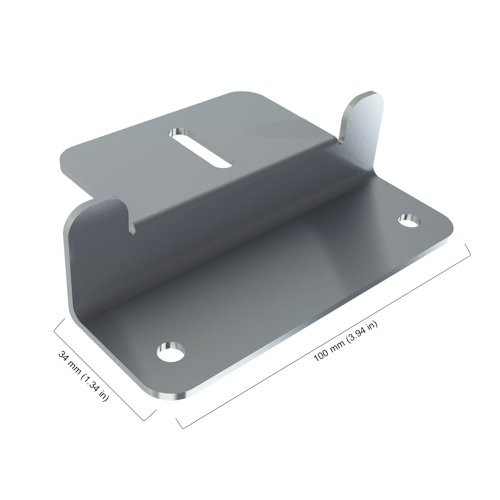 Renogy Solar Panel Mounting Z Bracket Mount Supporting For