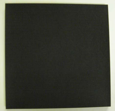 Origami Paper, 50 sheets Black #N8292 Photo #1