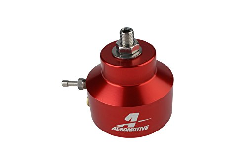 - Aeromotive 13103 Regulator, Billet, Adjustable, Rail Mount Ford 5.0, 86-93
