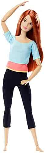 Barbie Made to Move Barbie Doll