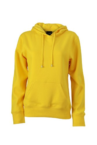 TALLA S. James & Nicholson Sweatshirt Ladies Hooded Sweat Sudadera para Mujer