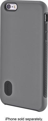 super popular d0441 a2d82 Modal - Dual-layer Case for Apple® Iphone® 6 Plus - Gray/Black