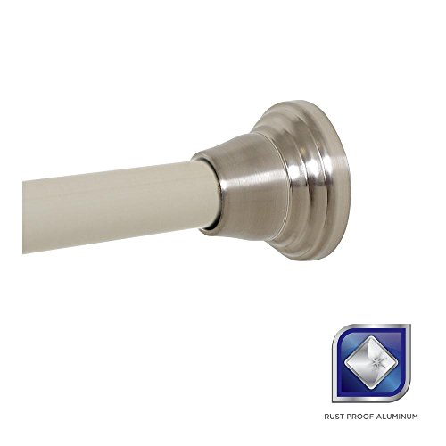 Arc Shower Curtain Rod - 9