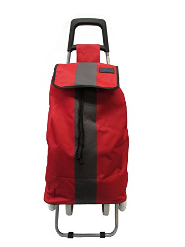 gna-foldable-4-wheel-drive-shopping-trolley-red