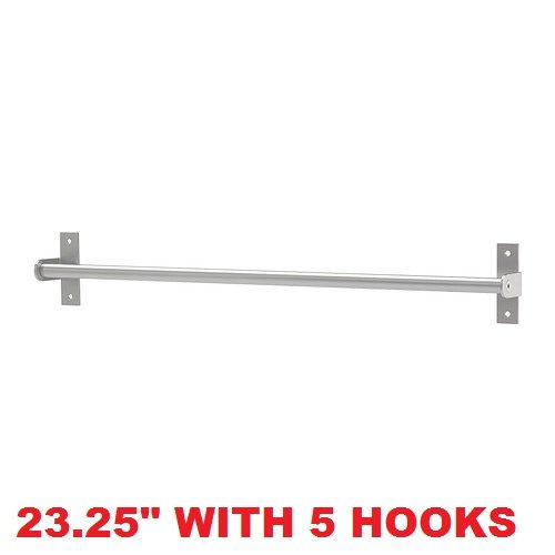 IKEA GRUNDTAL Perchero 23.25