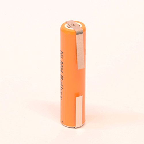 Akku f. Braun Pulsonic Slim NiMH Oral-B OralB Oral B AAA 44mm mit Anleitung+Foto