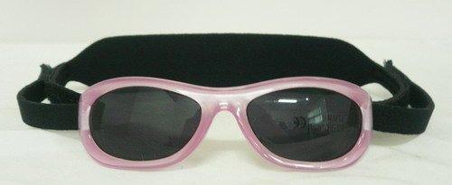 A-Safety Kindersonnenbrille APS44, rosa, 0-3 Jahre