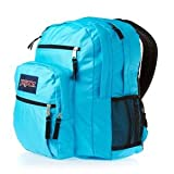JanSport Big Student Backpack (One Size, Blue Streak)