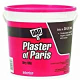 Dap 10310 Plaster of Paris Tub Molding Material, 8-Pound, White