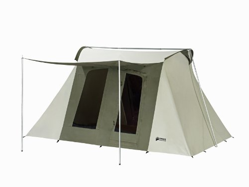 - Kodiak Canvas Flex-Bow Deluxe 8-Person Tent