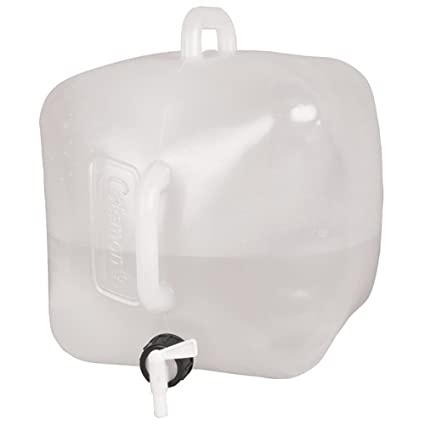 Review Coleman Water Carrier, 5-Gallon