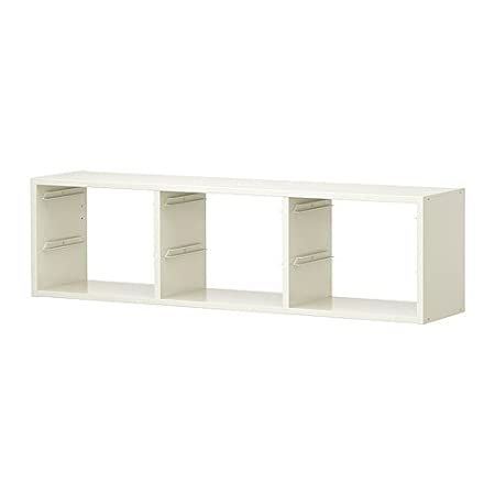IKEA TROFAST - Wall storage white - 99x30 cm  sc 1 st  Amazon UK & IKEA TROFAST - Wall storage white - 99x30 cm: Amazon.co.uk: Kitchen ...
