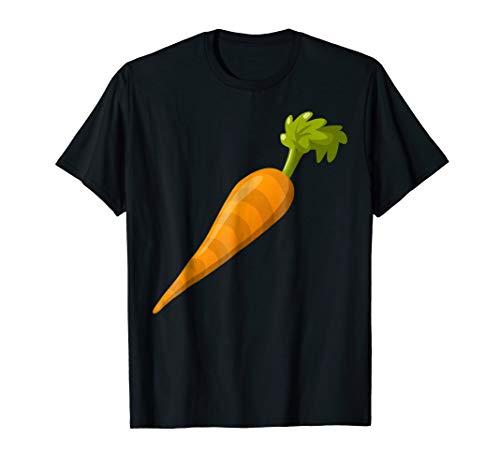 Carrot Halloween Costume T-Shirt Veggie Salad Men Women Kids ()