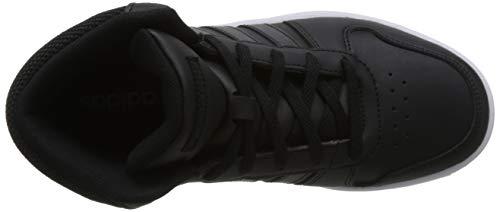 Adidas 2 Da cblack Donna cblack Mid 0 Scarpe Cblack Basket cblack Nero Hoops cblack cblack FrSHqxwF