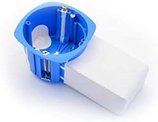 Caja de empotrar con compartimento para micromódulo, versión ...