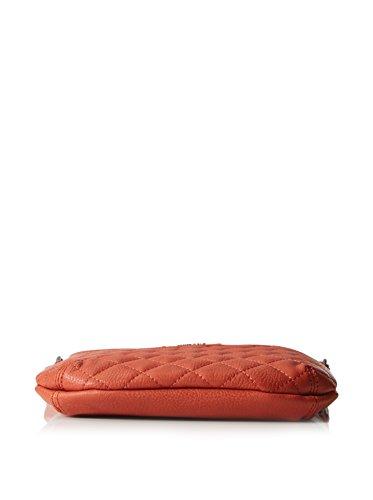 Tamaris PATRIZIA Crossbody Bag Damen Crossover Bag 1410142-365 elegante Umhängetasche in Rust