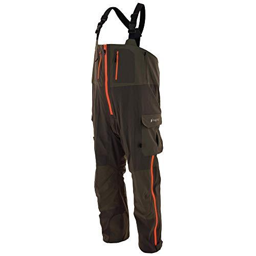 FROGG TOGGS Men's Pilot II Guide Waterproof Breathable Rain Bib