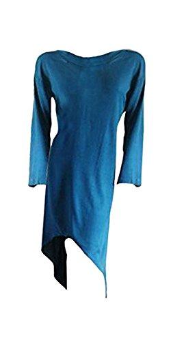 Cool Kaftans - Camisas - para mujer Azul
