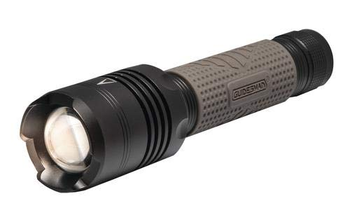 Guidesman TC-9AA Cree XHP70 3,500-Lumen LED Flashlight (9AA Included)