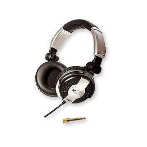 APEX HPDJ1 Closed Ear Folding Stereo Headphones