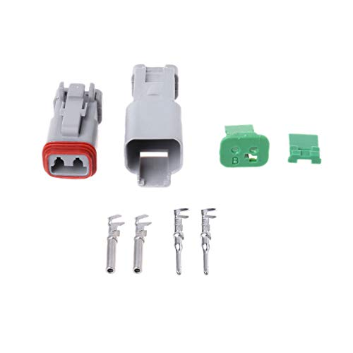 - PoityA DT06/DT04 2/3/4/6 Pin Engine Gearbox Waterproof Electrical Auto Connector Car