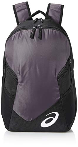 Steel Edge Grey Black II ASICS Backpack FxtUZ04wq
