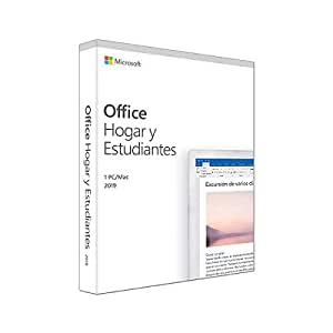 Microsoft Office 2019: Home and Student
