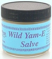 WiseWays Herbals - Wild Yam-E Salve 2 унции - мази для Естественный Уход за кожей