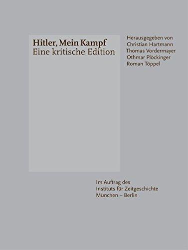 Hitler, Mein Kampf: Eine kritische Edition Gebundenes Buch – 19. Februar 2018 Christian Hartmann Othmar Plöckinger Roman Töppel Thomas Vordermayer