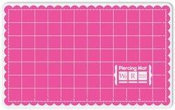 """Bulk Buy: We R Memory Keepers Sew Easy Piercing Mat 7""""X12 (2-Pack)"""