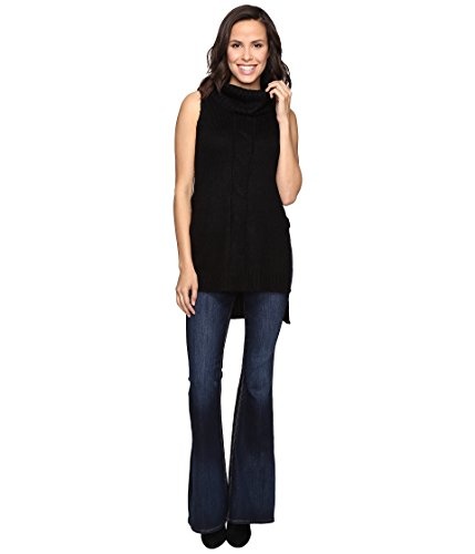 休憩余分な残忍な[ブリジットベイリー] Brigitte Bailey レディース Bette Cowl Neck Sweater Vest with Open Sides トップス [並行輸入品]