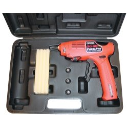 Portable Butane Glue Gun Kit Tools Equipment Hand Tools by Master Appliance