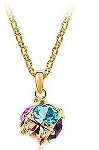 Mysmar Stylish Colourful Magic Balls Jewelry Set [MM152]