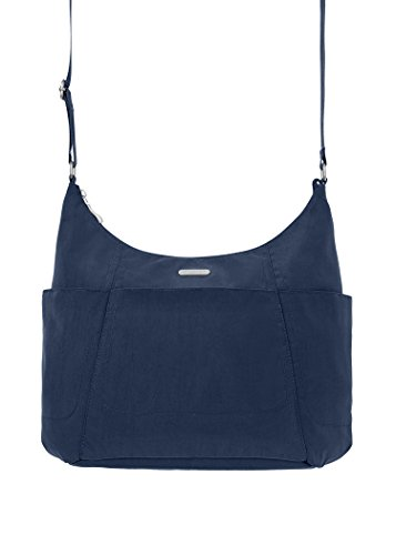 - Baggallini Hobo Tote - Lightweight, Water-Resistant Travel Purse With Multiple Pockets and Removable Wristlet