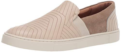 FRYE Women's Ivy Stitch Slip ON Sneaker Off White 7 M US