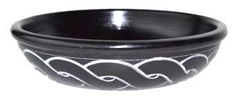 RBI Fortune Telling Toys Spiritual Supplies Celtic Scrying Bowl or smudge Pot 5''