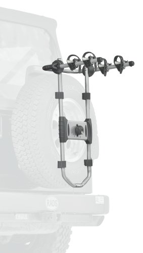 Thule 963 Spare Me 2-Bike Spare Tire Mount Rack